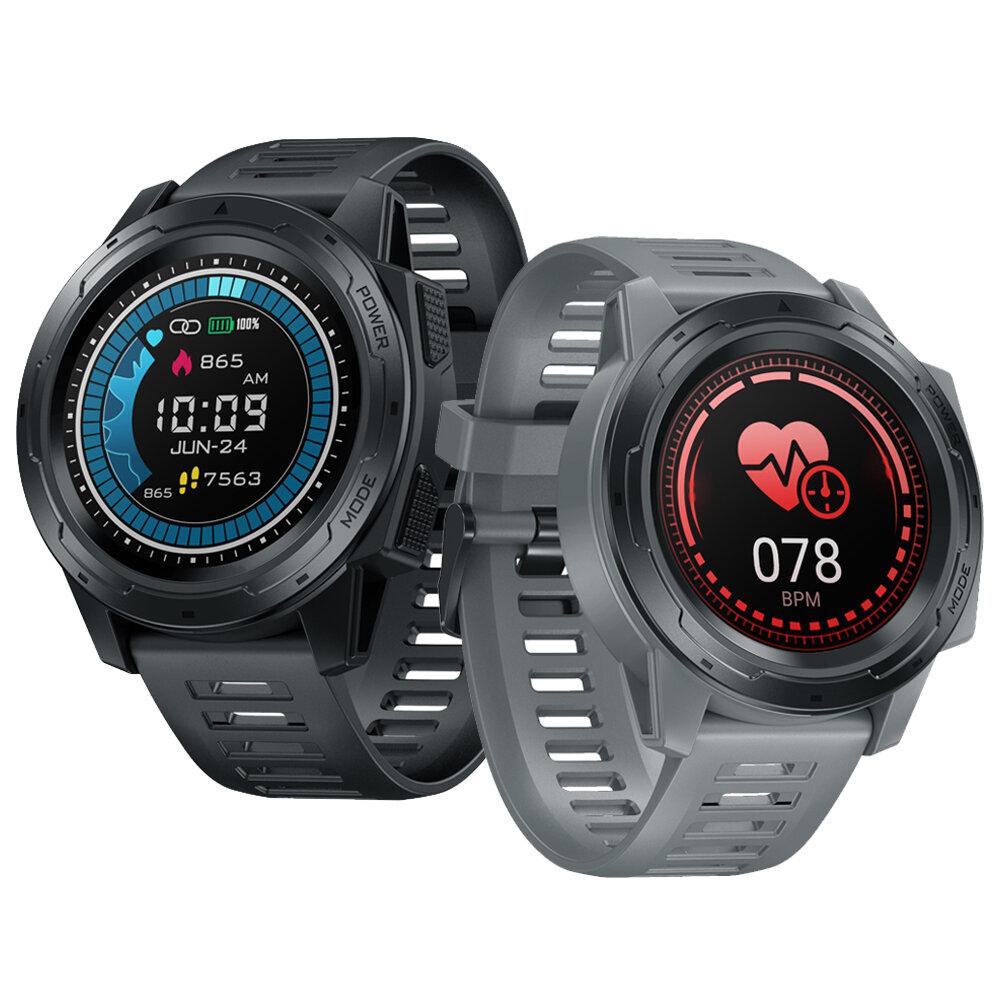 Zeblaze VIBE 5 PRO 1.3inch Full-round Touch Screen Heart Rate Monitor Sport Data Tracker Brightness Adjust Smart Watch фото