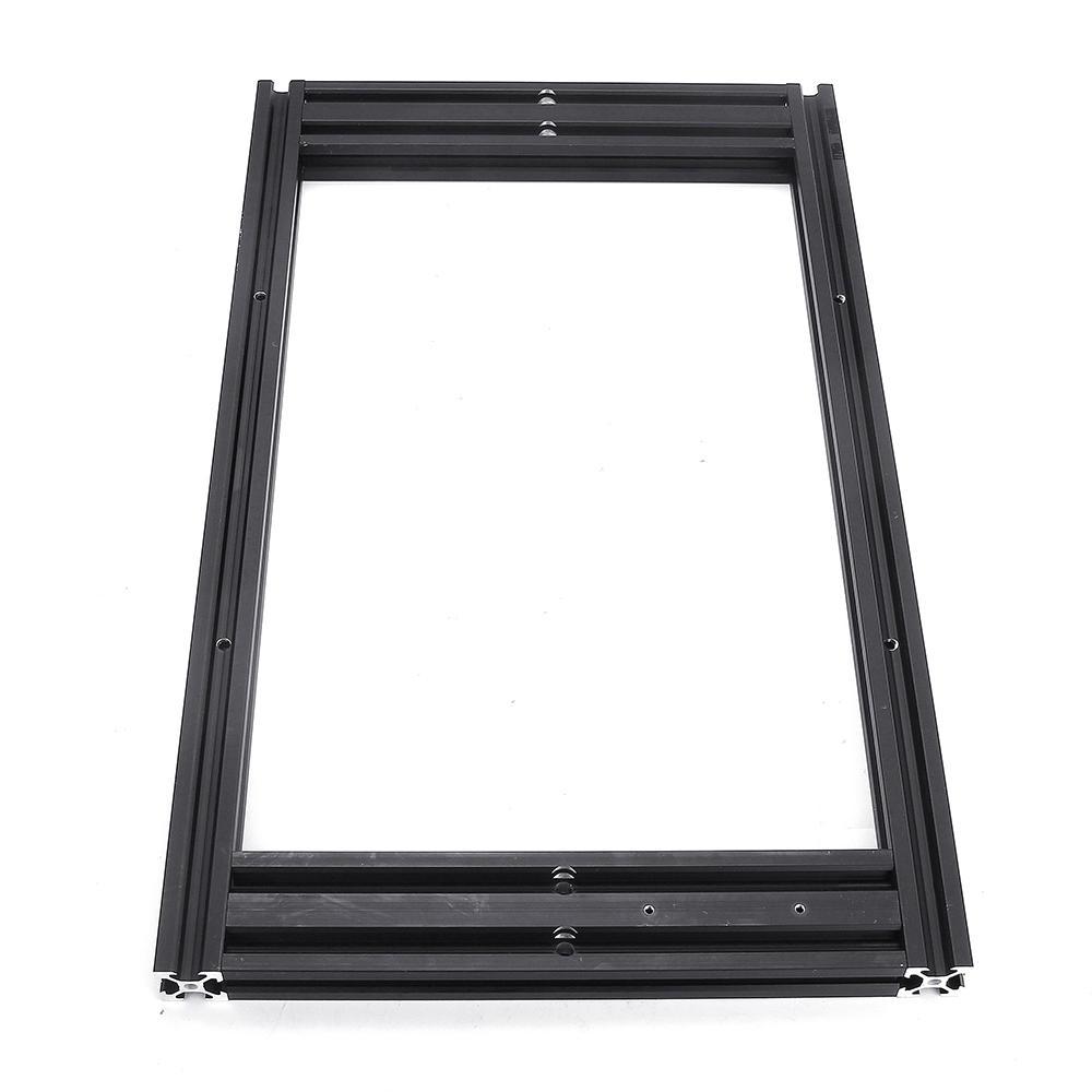 Creality 3D® Black 2020 V-Slot Aluminum Bottom Profile Frame Kit For CR-10S PRO/CR-X 3D Printer Part
