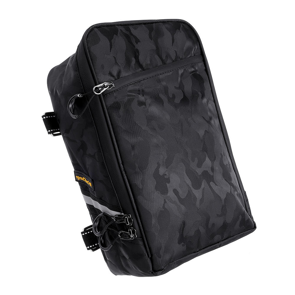 20l Motorcycle Bicycle Bike Bag Outdoor Waterproof Back Tail Carry Luggage