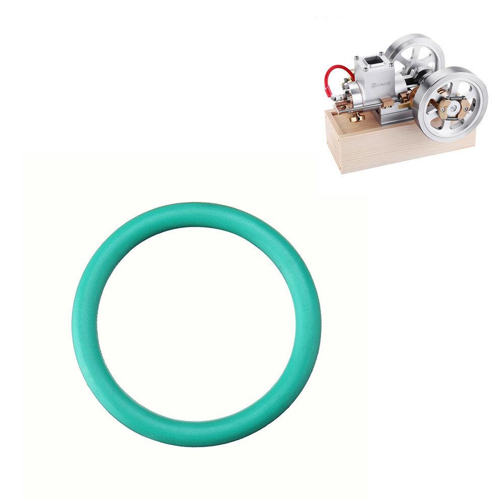 Každý ET1 a ETX 4ks gumový píst O-kroužek Fluorogel gumové kroužky ET101 22mm * 1mm Hit & Miss plynové součásti motoru