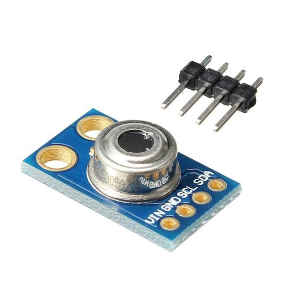 MLX90614ESF AAA Non Contact Human Body Infrared IR Temperature Sensor Module For Arduino
