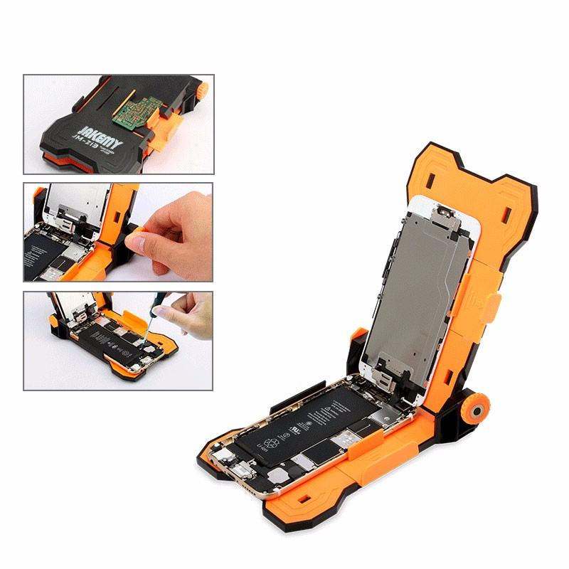JAKEMY JM-Z13 Adjustable Fixed Screen Repair Holder for iPhone 6s 6 Plus  Teardown Work Fixture and PCB Holder Clamp