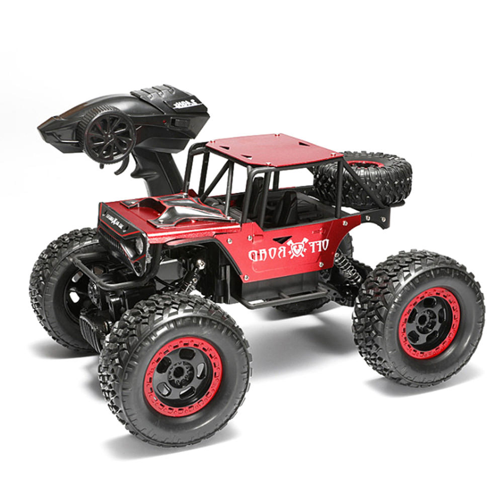 Rc Cars For Sale >> 1 18 4wd 2 4g Rc Cars Alloy Speed Rc Car Toys With Led Head Light 3 Motors