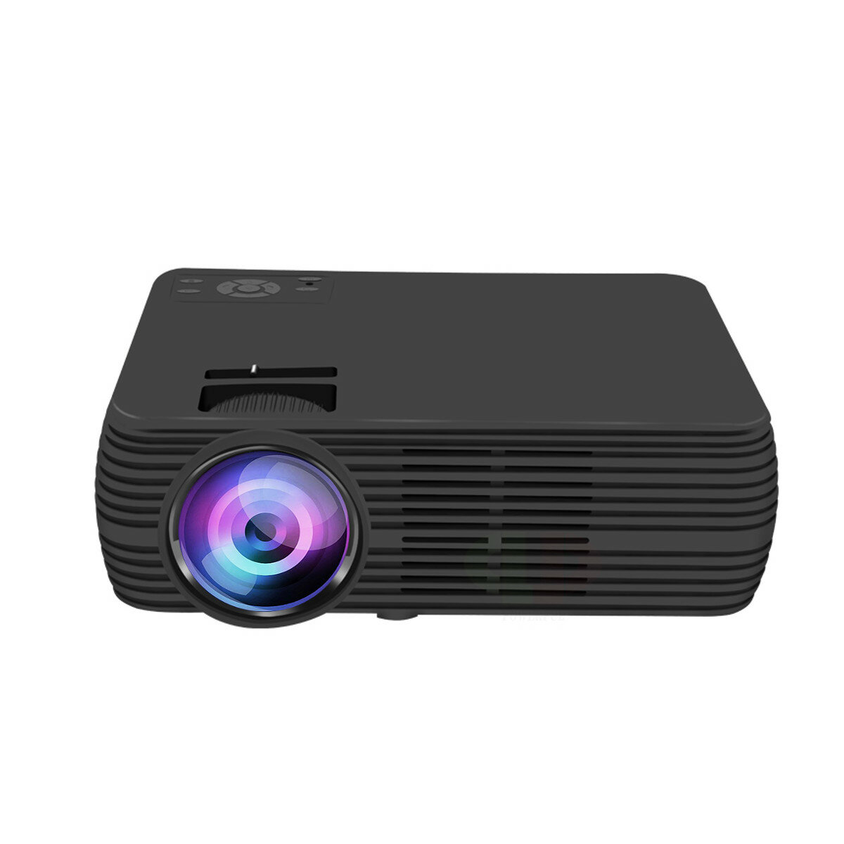 X5 LCD Projector 7000 Lumens 1920x1080 1080p HD Multimedia Home Cinema Smart Home Theater LED Projector HDMI VGA AV SD USB
