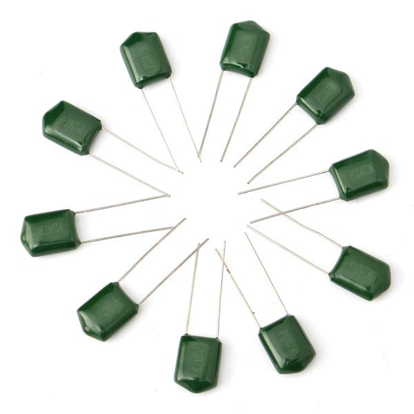 420pcs 14 Value ±10% 630V Polyester Fixed Capacitor Assorted Kit 2J102J-2J683J 30pcs Each Value