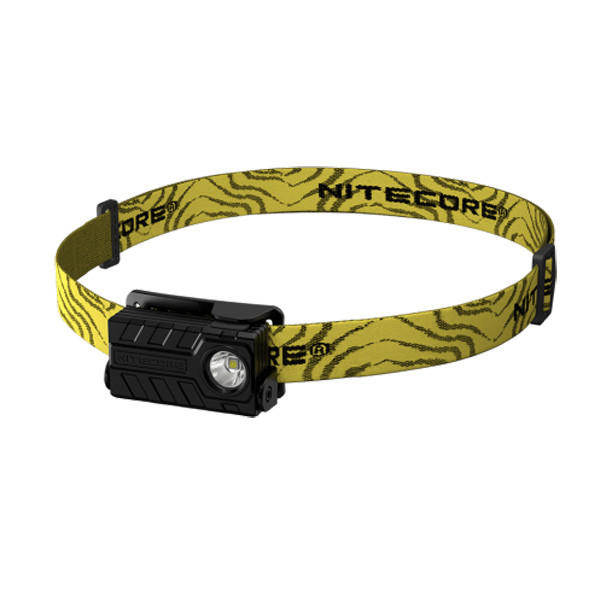 Nitecore NU20 XP-G2 S3 360LM USB Rechargeable Light Weight LED Headlamp