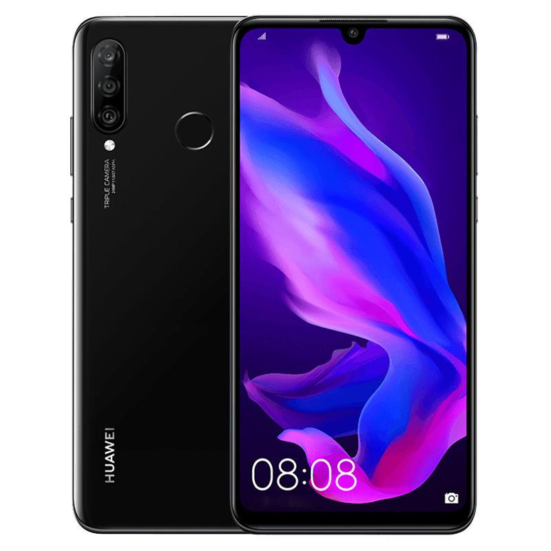 HUAWEI Nova 4e 24MP Triple Rear Camera 6.15 inch 6GB 128GB Kirin 710 Octa core 4G Smartphone