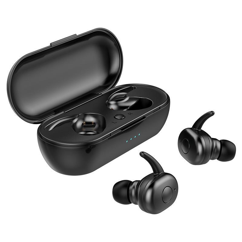 True Wireless Earbuds bluetooth 5.0 Earphone Binaural Call Stereo Waterproof TWS Headphone for Xiaomi Huawei