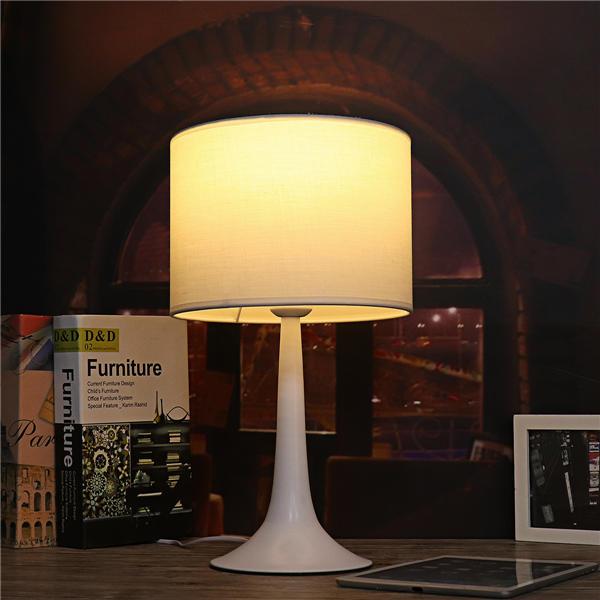 E27 Modern Table Lamp Eye Care Night