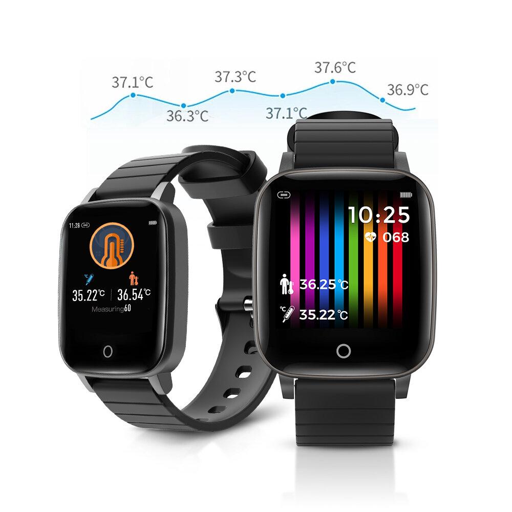 Smartwatch BlitzWolf BW-HL1T za $25.49 / ~100zł