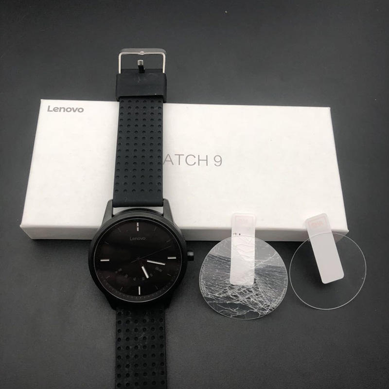 Tempered Glass Protective Film Watch Screen Protector For Lenovo
