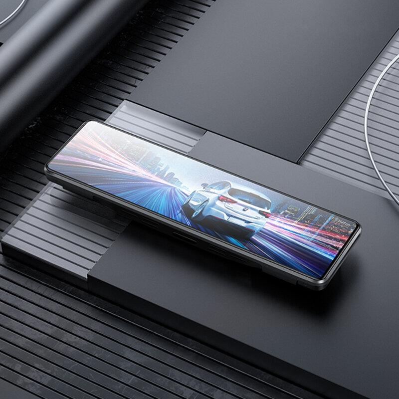 AZDOME PG16S2kストリームメディアドライビングカーDVRデュアルレンズリアカメラ1080p音声制御24時間ポーキングレコーダー