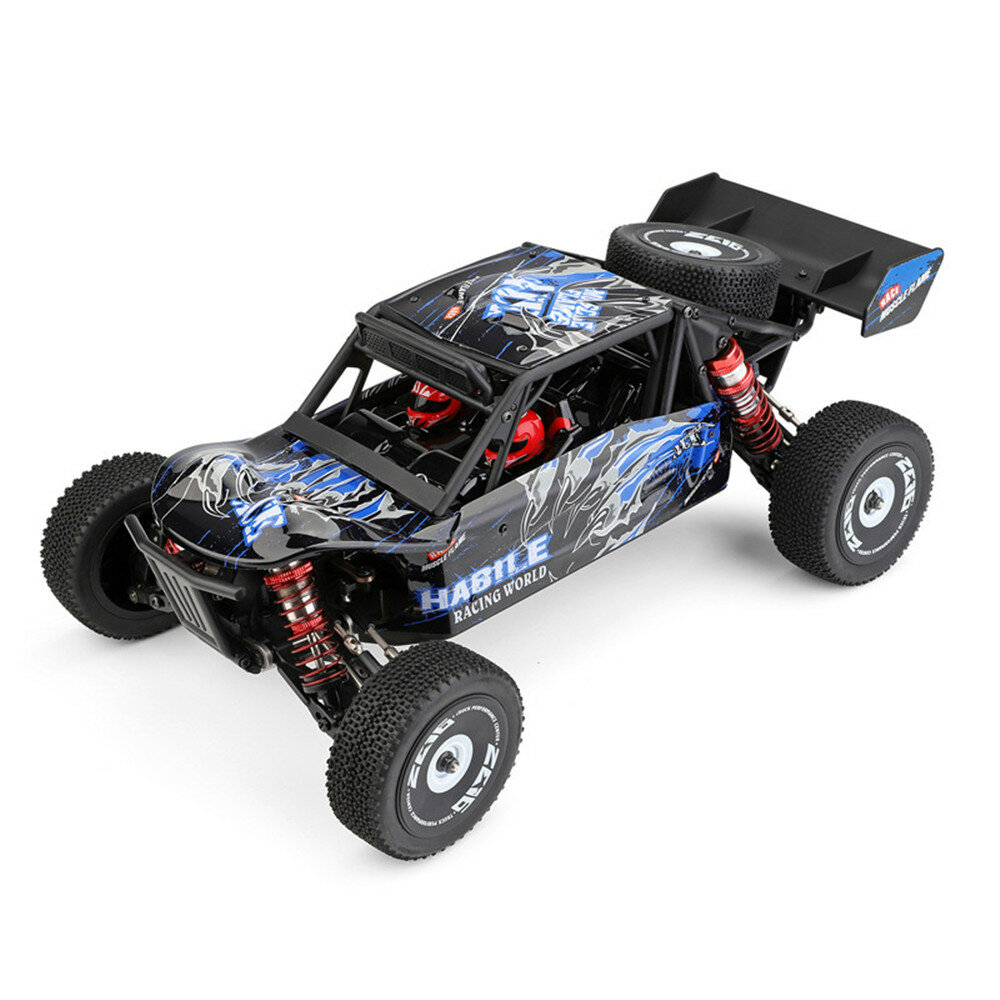 Wltoys 124018 1/12 4WD RTR 2.4G