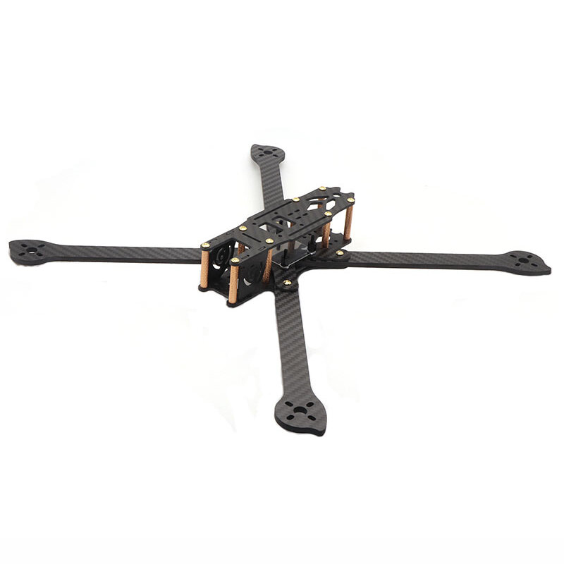 HSKRC XL5/6/7/8/9 232/283/294/360/390mm Carbon Fiber FPV Raicng Frame kit for RC Drone