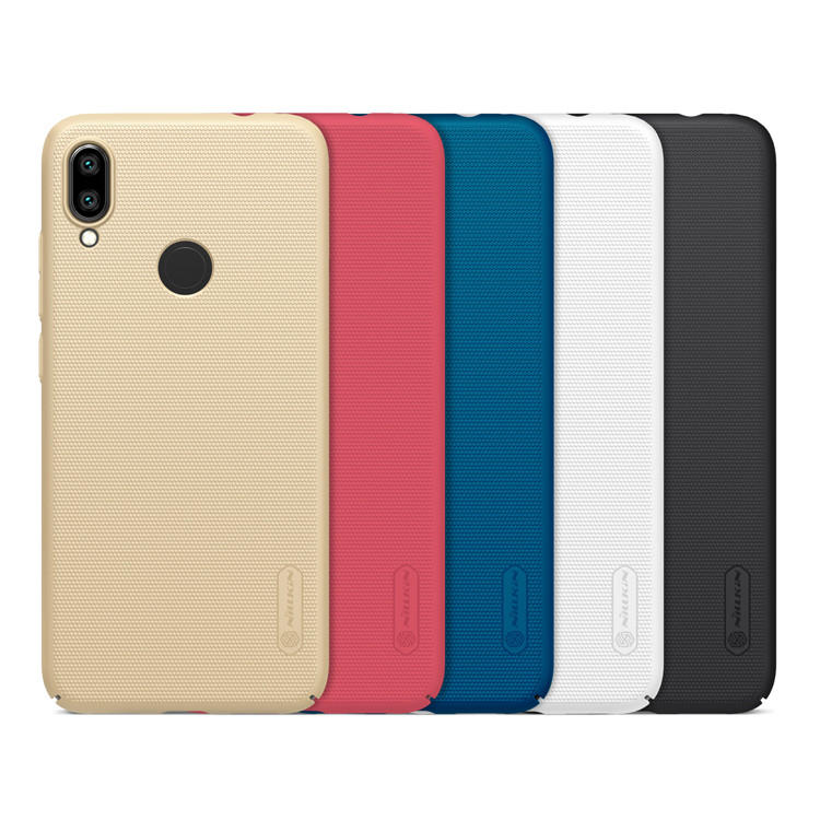 NILLKIN Frosted Shield PC Hard Back Protective Case For Xiaomi Redmi Note 7 / Redmi Note 7 PRO