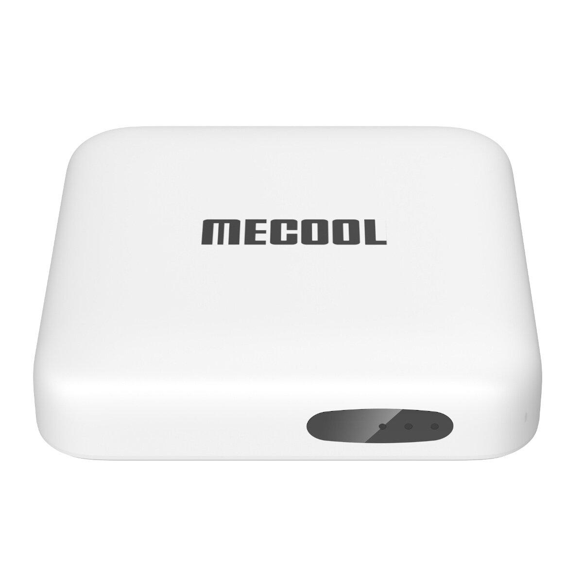 Banggood coupon: MECOOL KM2 Amlogic S905X2 Youtube Netflix 4K DDR4 2GB RAM 8GB eMMC ROM bluetooth 4.2 5G Wifi Android 10.0 4K HDR10 + TV