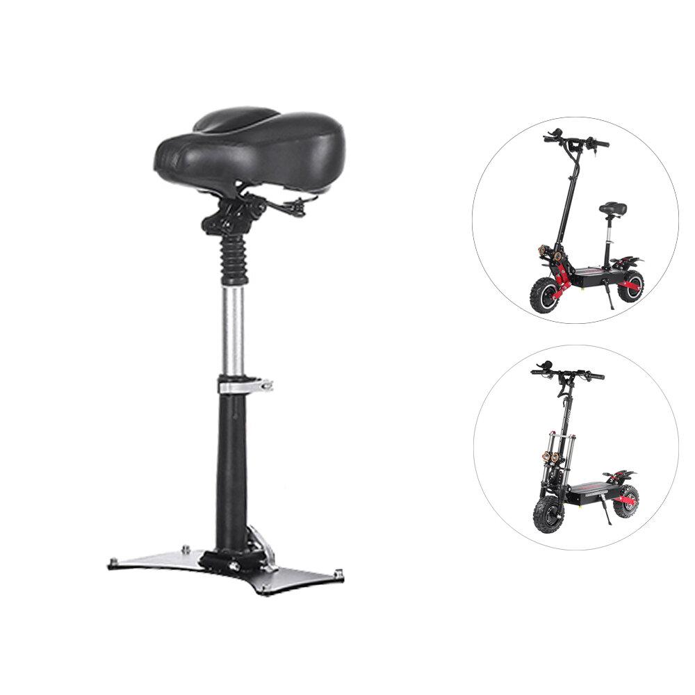 LAOTIE Седло для скутера Профессиональное дышащее 43-60 см Регулируемое высоко амортизирующее складное кресло для электр