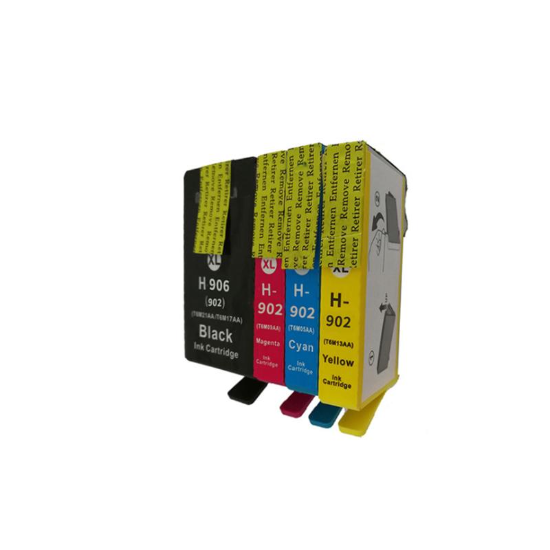 Hộp mực ZSMC HP902XL HP906XL dành cho HP Officejet Pro 6960/6961/6963/6964/6965/6966 / 69 Ink Ink