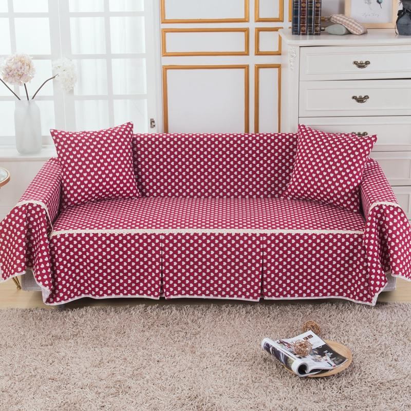 Fabulous Sofa Covers Couch Slipcover Cotton Blend 1 4 Seat Pet Dog Sofa Cover Protector Dailytribune Chair Design For Home Dailytribuneorg