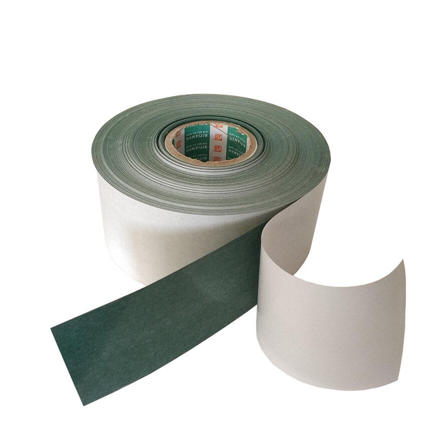 Изоляционная бумага 65 мм Батарея Изоляционная прокладка Рыбная бумага с прикрепленным клеем для упаковки 18650 26650 32