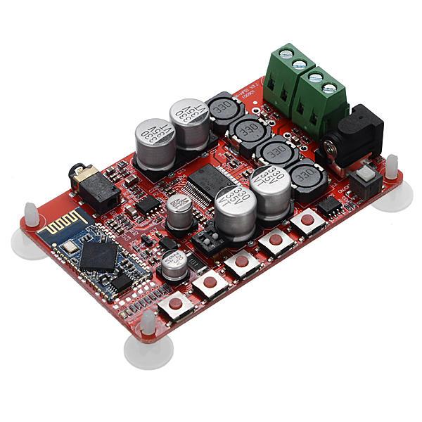 SANWU®25W + 25W TDA7492P Bluetooth CSR4.0オーディオレシーバデジタルアンプボード