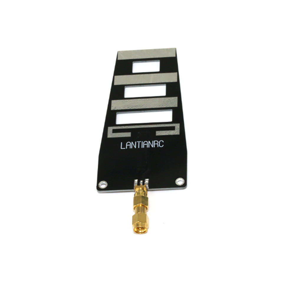 LANTIAN 2.4G 10+-1dBi WiFi Signal Extended Range Antenna RP-SMA for FPV Racing Drone