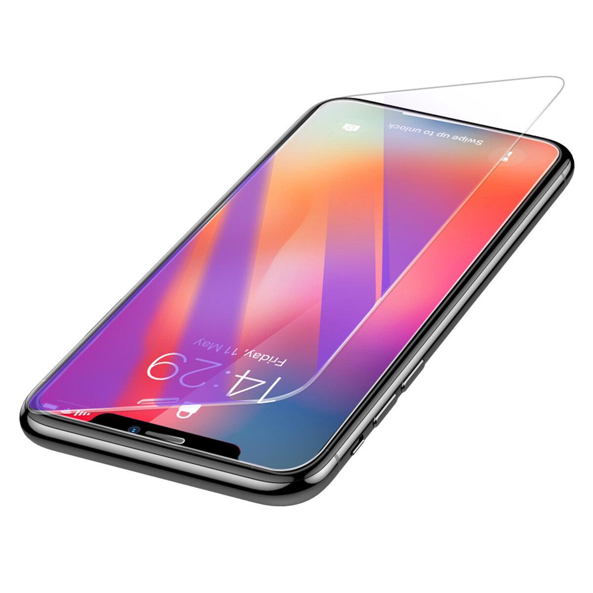 """Baseus 0.3mm Clear / Anti Blue Light Ray Full herdet glass skjermbeskytter For iPhone XR / iPhone 11 6.1 """"2018"""