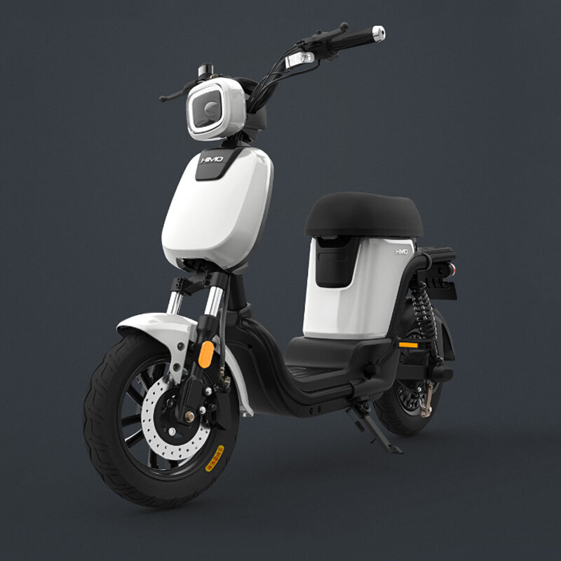 HIMO T1 350W 14 Inch Electric Bike 1.12kW 100km/h Mileage Range 60-120km Electric Bicycle Max Load 150kg From Xiaomi Youpin
