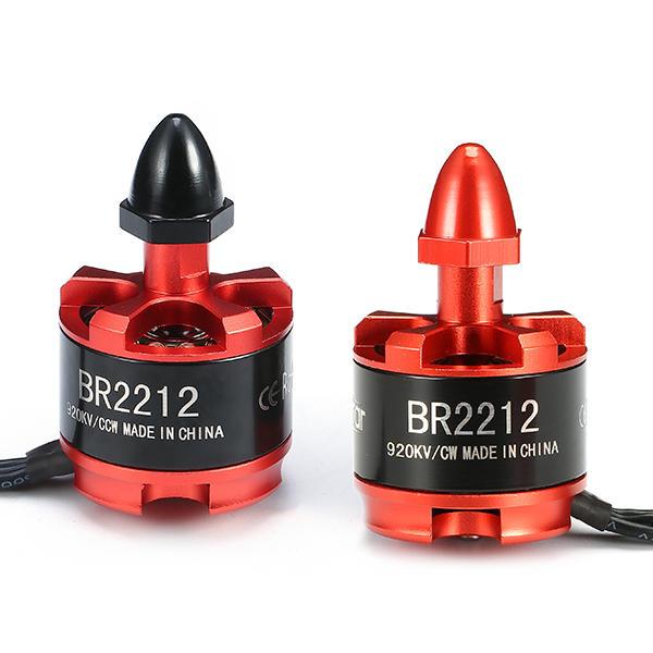 Racerstar Racing Edition 2212 BR2212 920KV 2-4S Brushless Motor For 350-400 RC Drone FPV Racing Multi Rotor