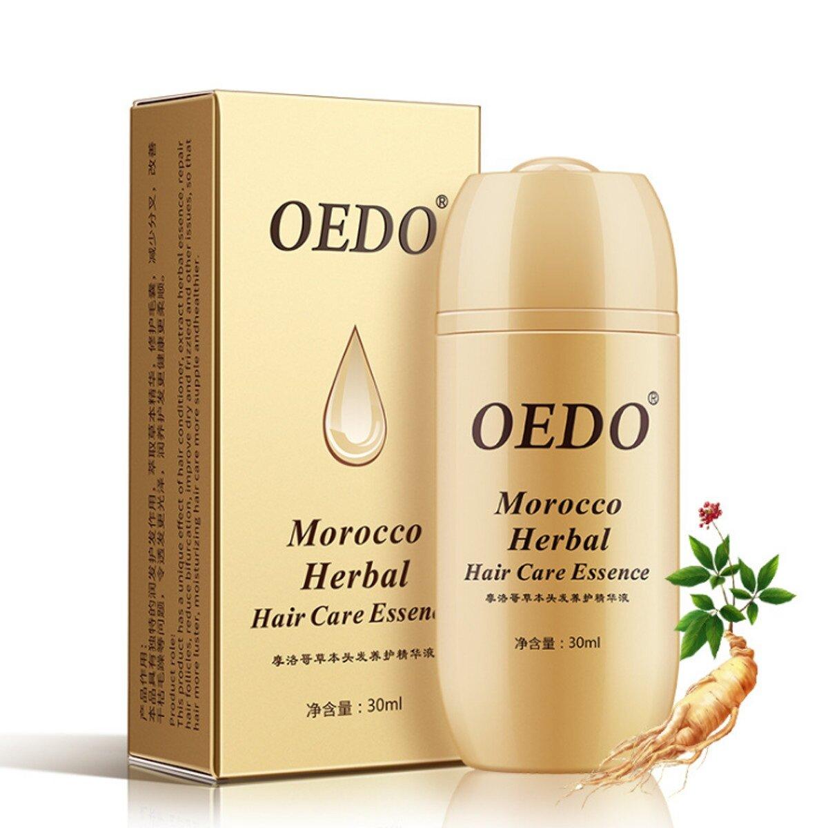 OEDO Morocco Hair Care Essence Loss Treatment Men Women Fast Regrowth