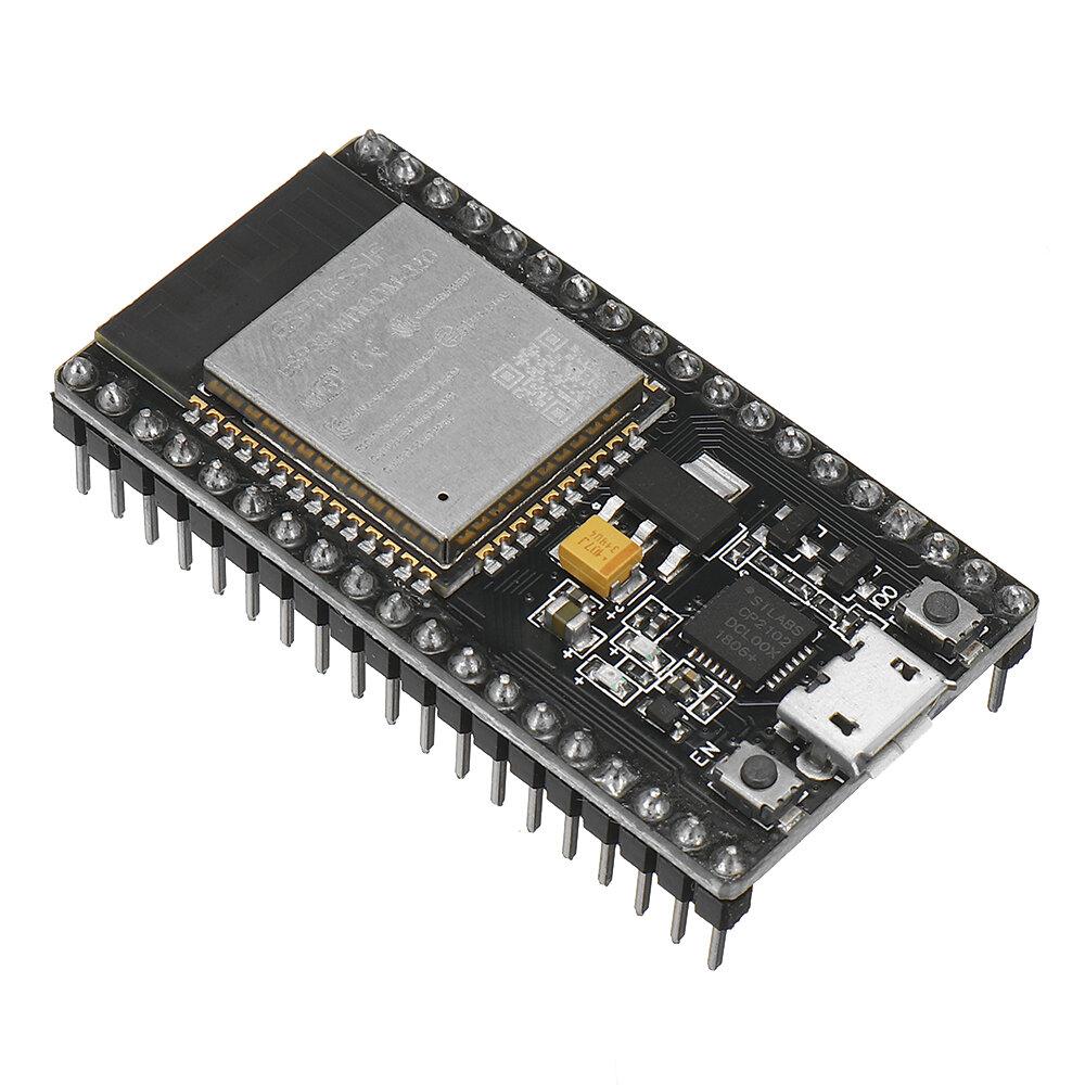ESP-32S ESP32 Development Board Wireless WiFi+Bluetooth 2 in 1 Dual Core CPU Low Power Control Board ESP-32S