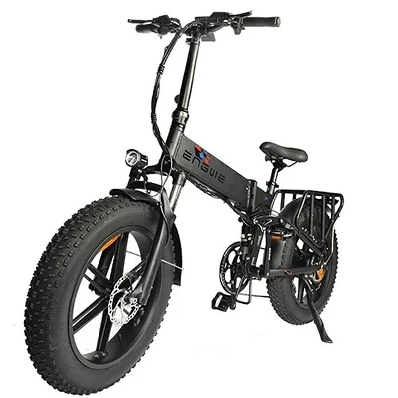 Rower elektryczny ENGWE ENGINE PRO 750W z EU za $1299.99 / ~4963zł