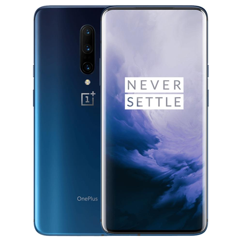 OnePlus 7 Pro 6.67 Inch QHD+ AMOLED 90Hz HDR10+ NFC 4000mAh 48MP Rear Camera 12GB 256GB UFS 3.0 Snapdragon 855 4G Smartphone