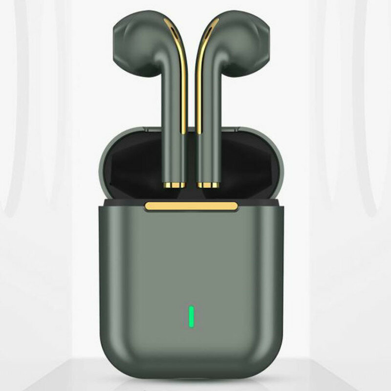 Bakeey J18 New Business bluetooth 5.0 Earbuds TWS Wireless Binaural Earphone Dynamic Headsets with Charging Box