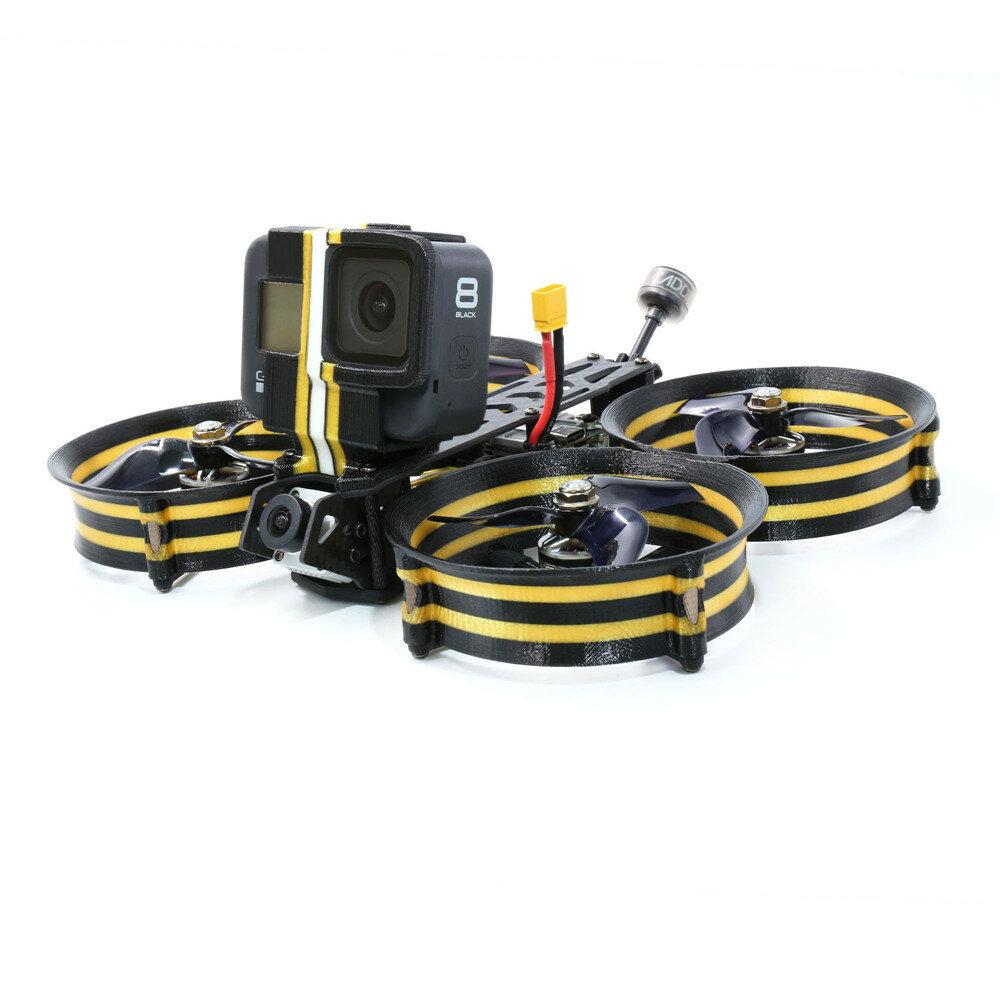 GEPRC CineGO HD VISTA DJI 4S 155mm FPV Racing RC Drone PNP/BNF GR1507 Motor 3600KV