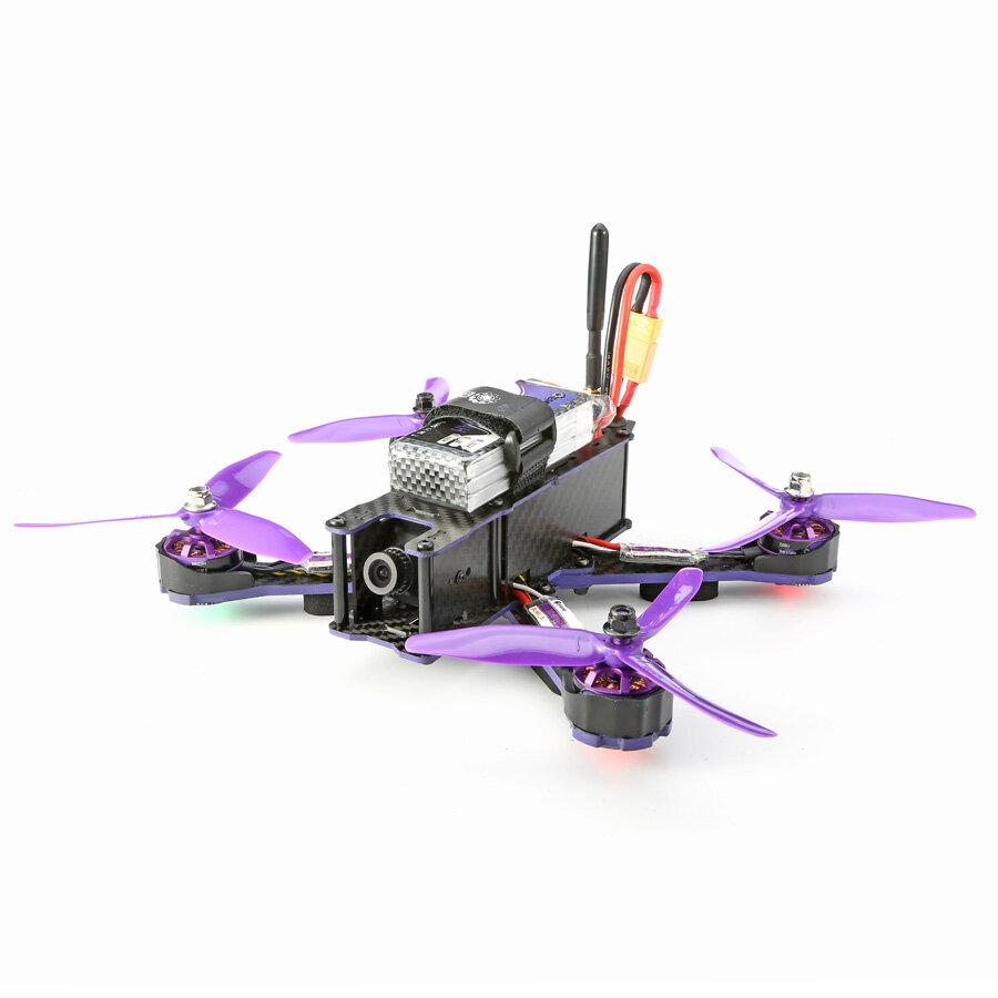 Eachine Wizard X220 FPV Racing RC Drone Blheli_S F3 6DOF 2205 2300KV Motors 5.8G 40CH 200MW VTX ARF