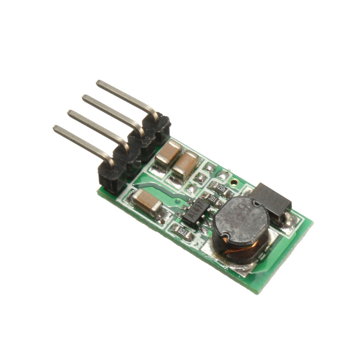 5Pcs DC 3.3V 3.7V 5V 6V to 12V Boost Voltage Regulator Module Converter Step-up Power Supply Board
