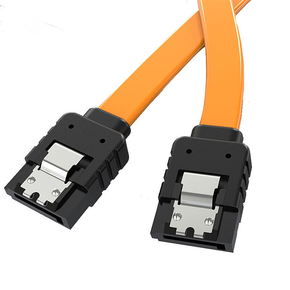 SATA3.0 Hard Disk Data Cable Connection Line Straight Head Elbow External Conversion Cable 0.5m 1 m Shengwei