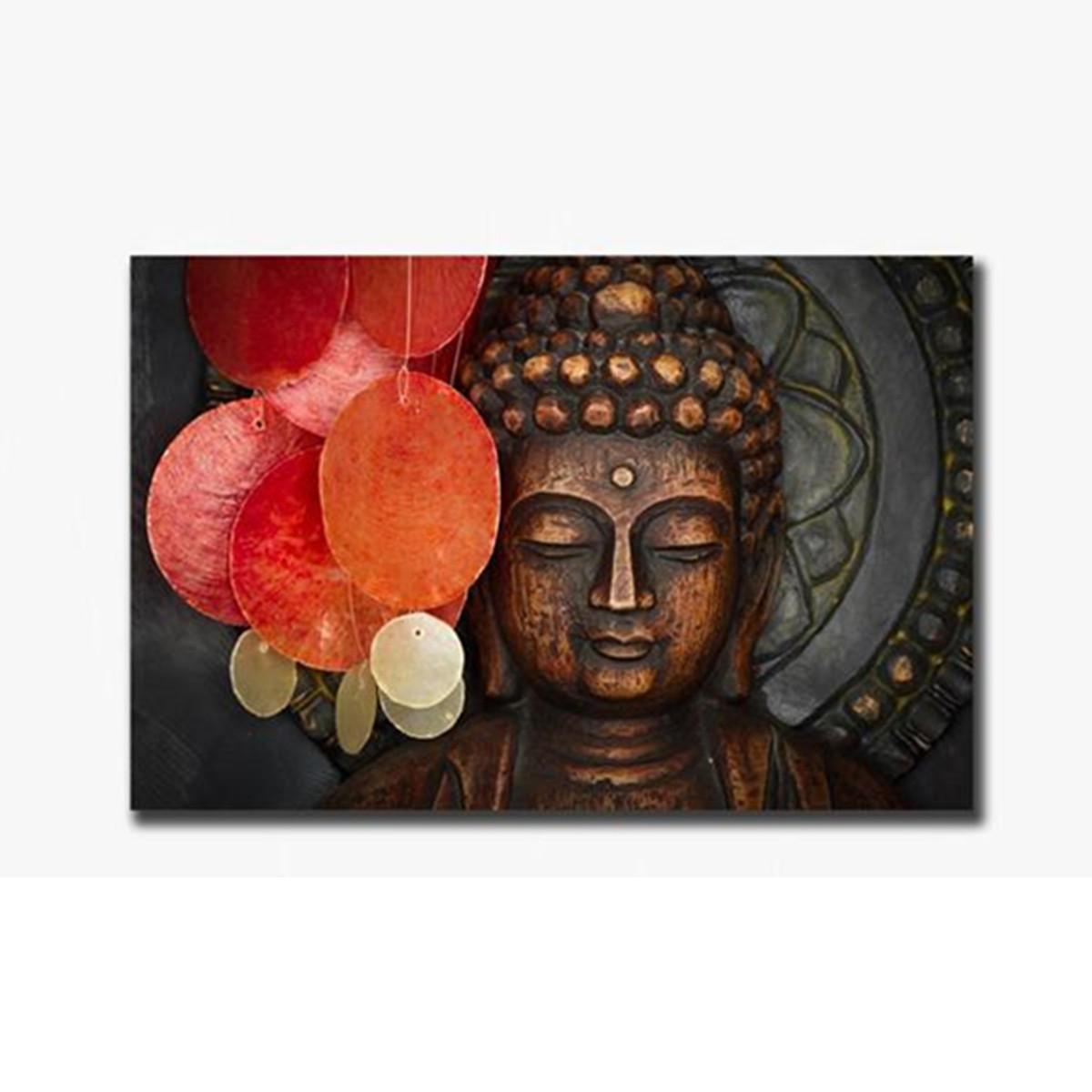 Большие репродукции Home Decor Картина на холсте Стены Искусства Статуя Медитация Бумага