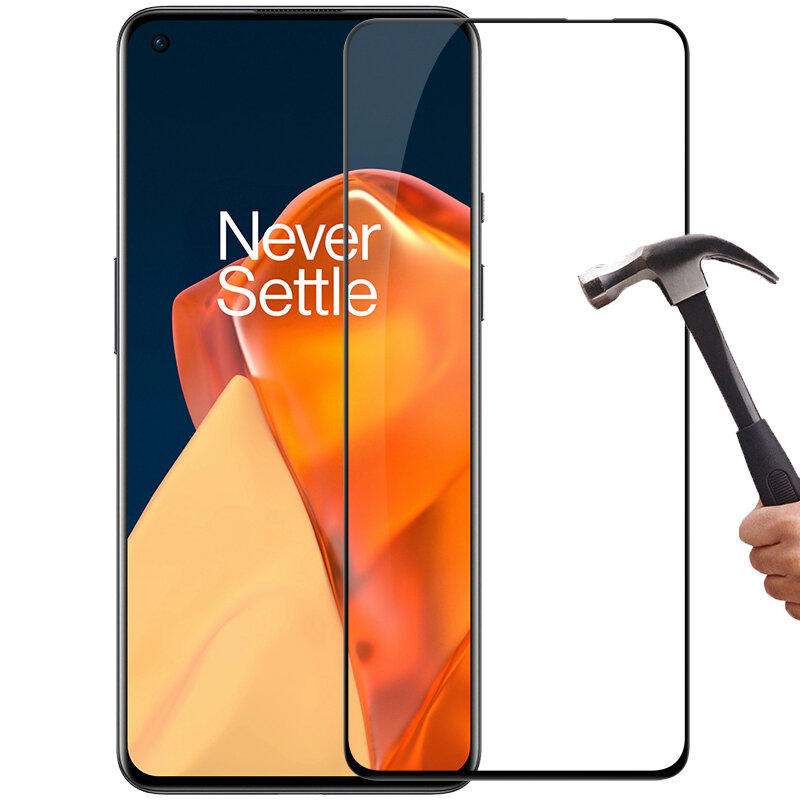 Nillkin for OnePlus 9 Front Film CP+PRO Amazing 9H Anti-Explosion Anti-Fingerprint Tempered Glass Screen Protector