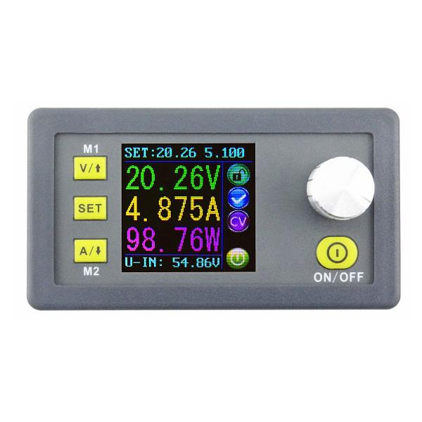 Arduino RIDEN® DPS5005 50V 5A Buck Adjustable DC Constant Voltage Power Supply Module Integrated Voltmeter Ammeter With Color Di фото