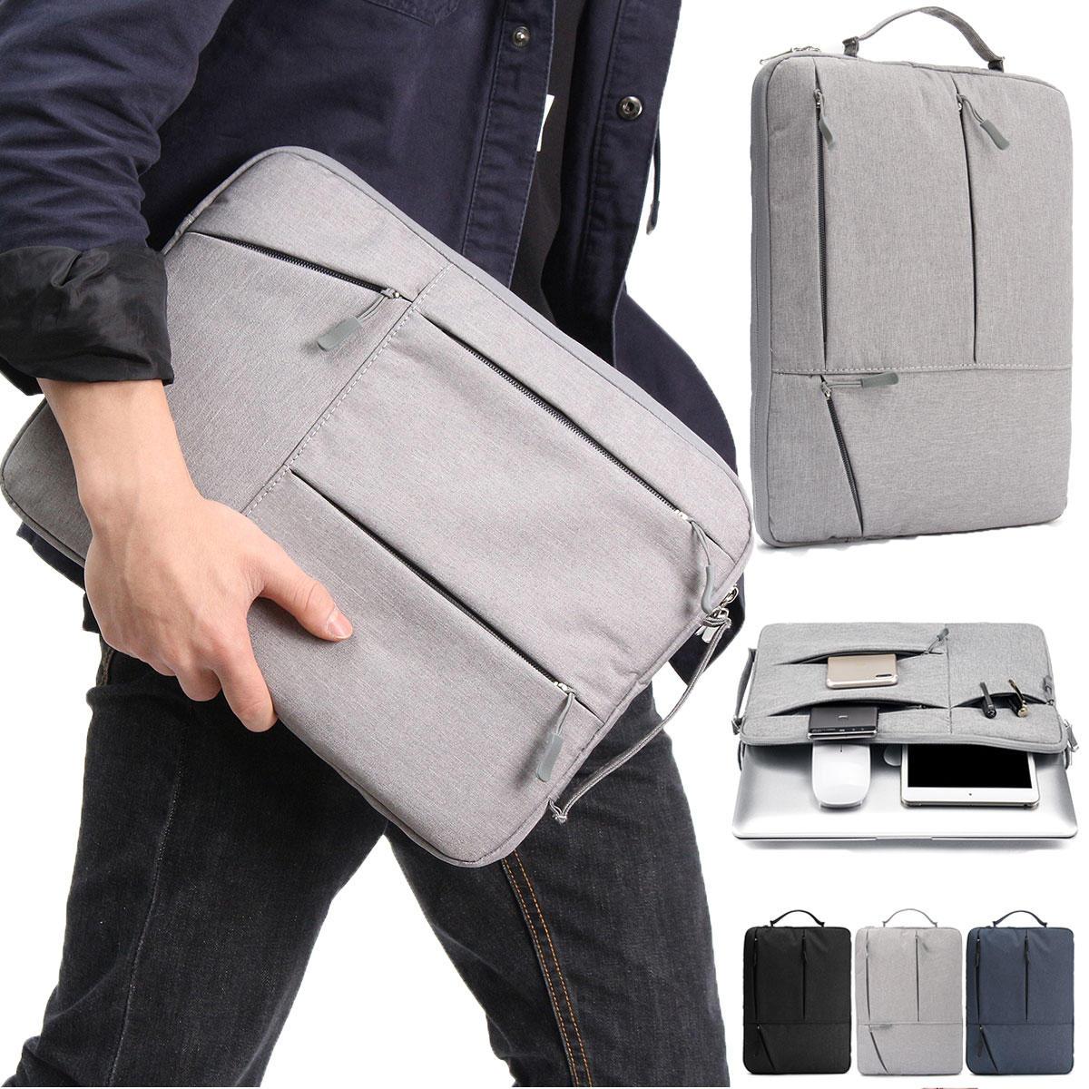 Máy tính xách tay 15 inch tay áo Oxford Túi bảo vệ trường hợp Túi đựng máy tính xách tay
