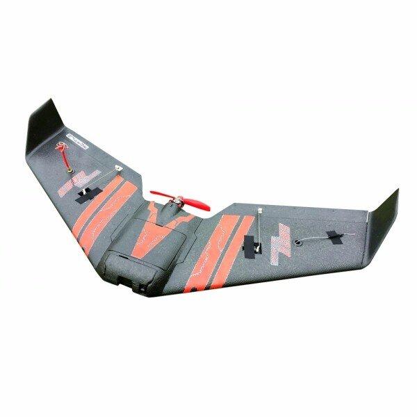 Réptil S800 SKY SHADOW 820mm Envergadura FPV EPP Flying Wing Racer RC Airplane KIT
