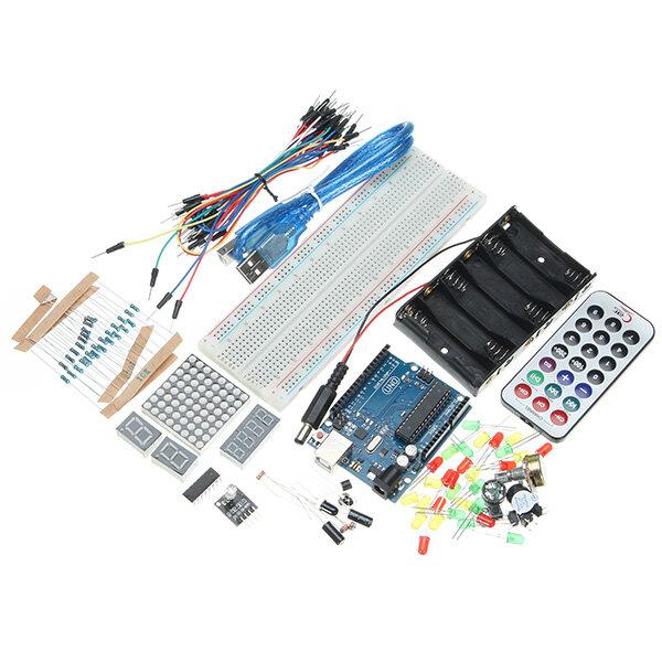 Geekcreit® Basic Learning Starter Kits UNO R3 For Arduino Basics