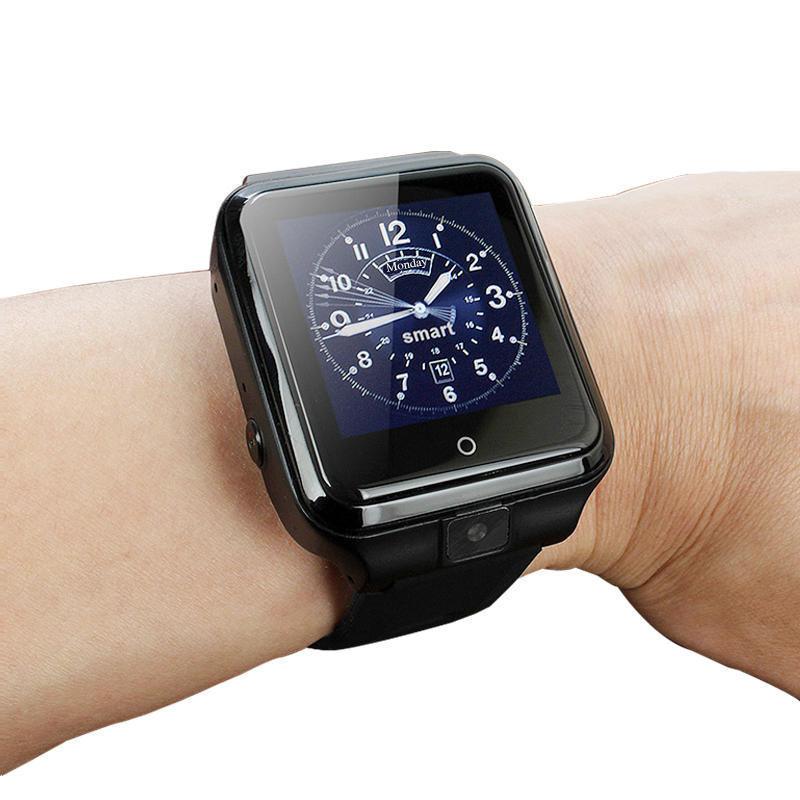 5500990ea m13 4g network 1g+8g camera wifi gps smart watch phone at Banggood