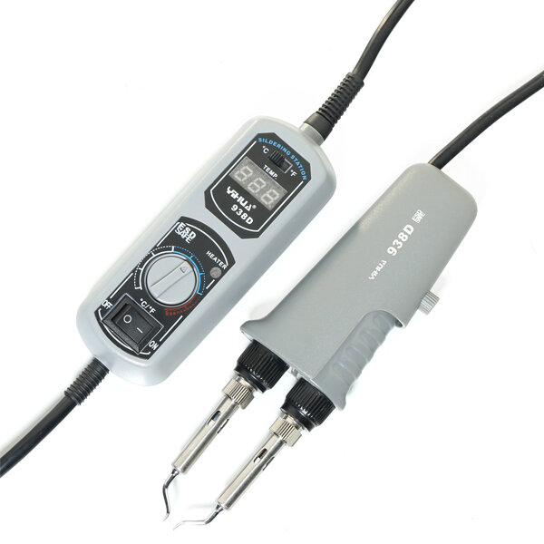 YIHUA 938D Portátil Pinzas Mini Soldadura Estación 110V / 220V para BGA Reparación SMD