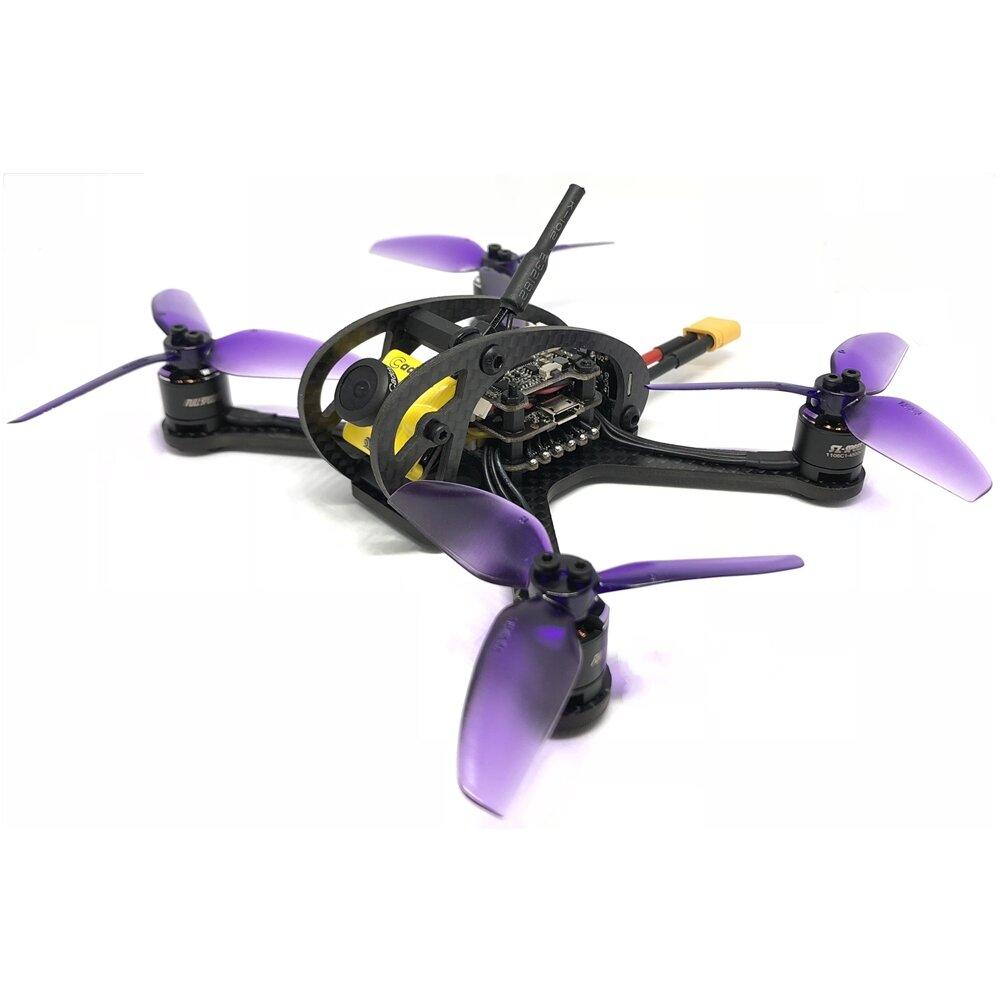 FullSpeed FSD Leader 3 130mm FPV Racing RC Drone F4 OSD 28A BLHeli_S Dshot600 48CH 600mW Caddx Micro F2 PNP