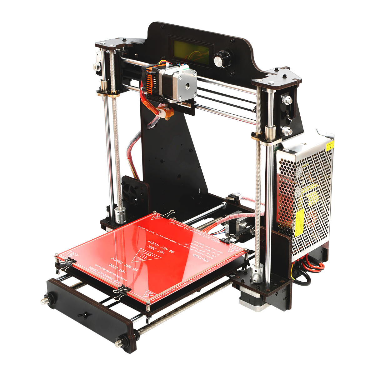 Geeetech® Prusa I3 Pro W DIY 3D Printer 200x200x180mm Printing Size 1 75mm  0 3mm Nozzle