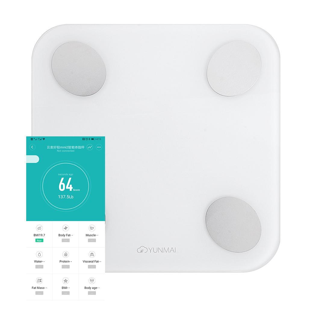 aea575dfa61 xiaomi yunmai mini 2 smart scale english app bmi monitor at Banggood sold  out