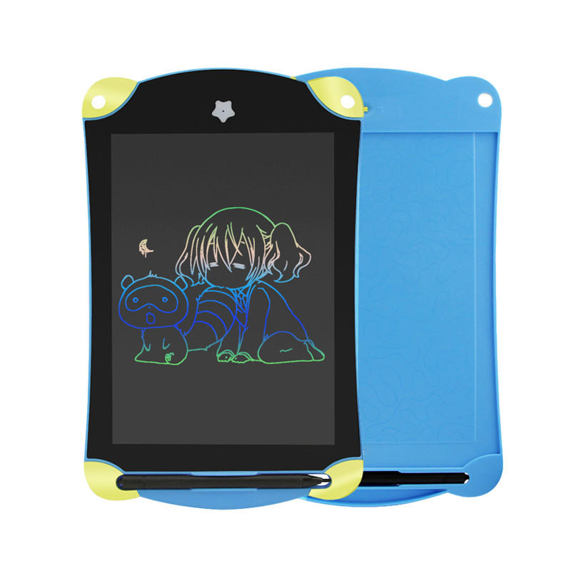 8.5 inch Multi Color LCD Writing Tablet Drawing Broad Child Painting Graffiti School Office Supplies фото